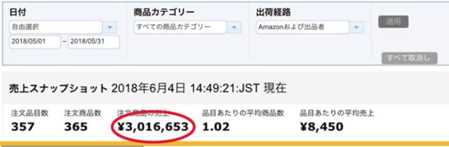 エコスパーク・売上301万円.PNG
